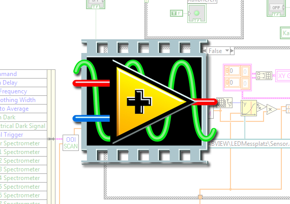 LabView Applikation